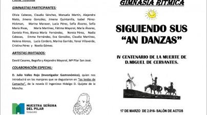 PROGRAMA SIGUIENDO SUS AN DANZAS-CERVANTES-1