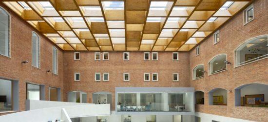 Ampliación Colegio El Pilar, Valladolid, Caspeña Construcciones, Pablo Moreno Mansilla Arquitecto, Álvaro Viera Fotógrafo