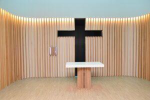 capilla colegio del pilar de valladolid