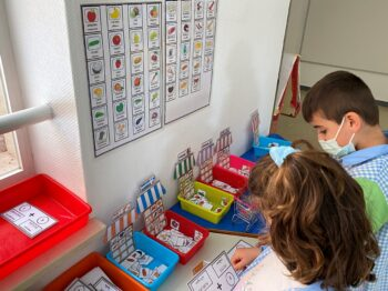 matematicas en infantil el pilar