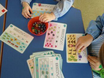 matematicas en infantil el pilar 4